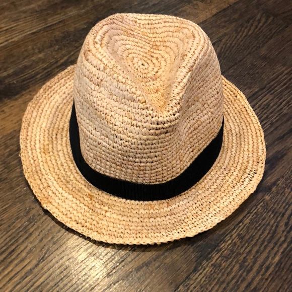 4329a5c1e2 J. Crew Accessories | Awesome J Crew Packable Straw Hat | Poshmark